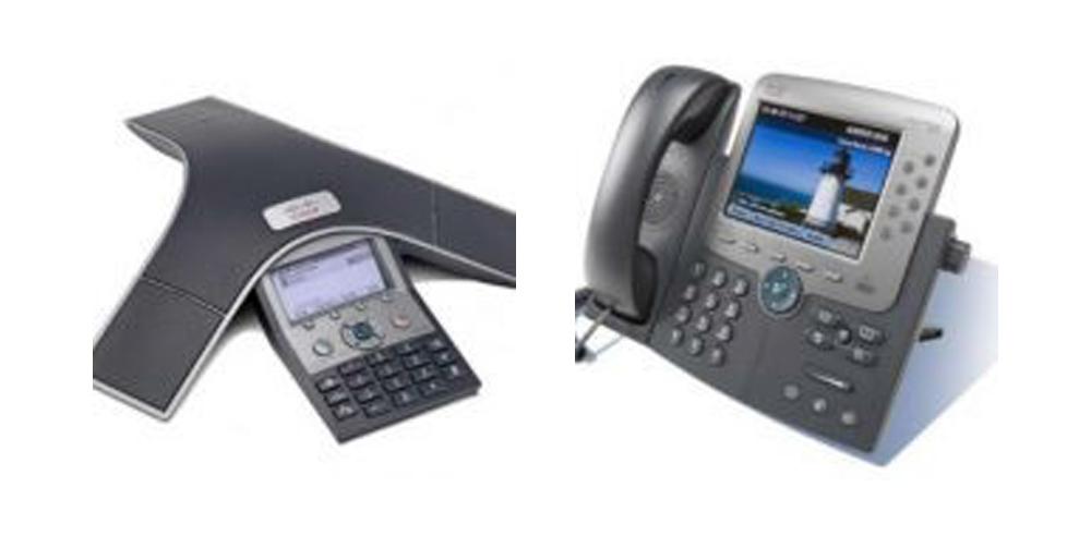 سیستم های تلفنی سیسکو