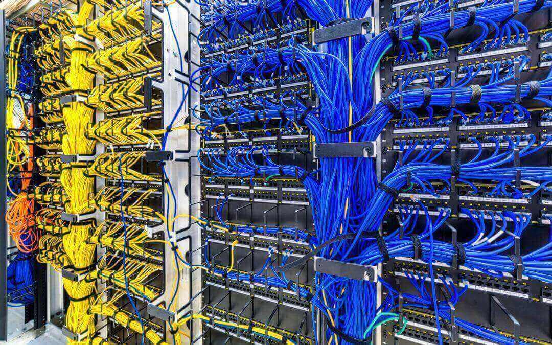 اهمیت کابل کشی شبکه
