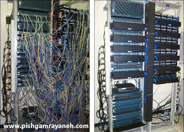 کابلکشی شبکه