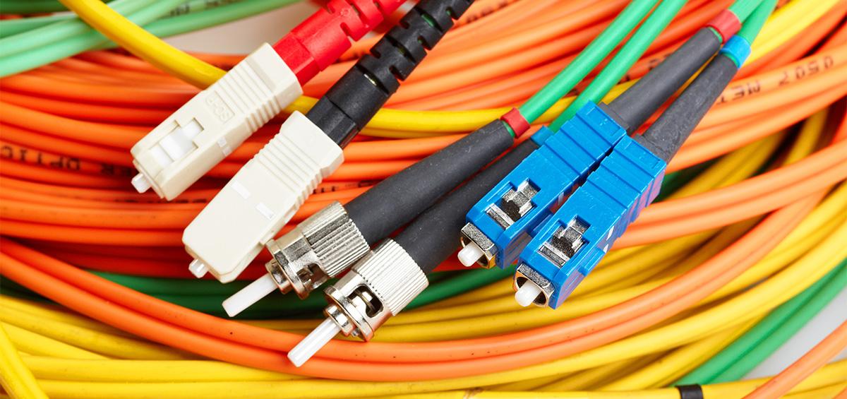 روش های نصب شبکه فیبر نوری