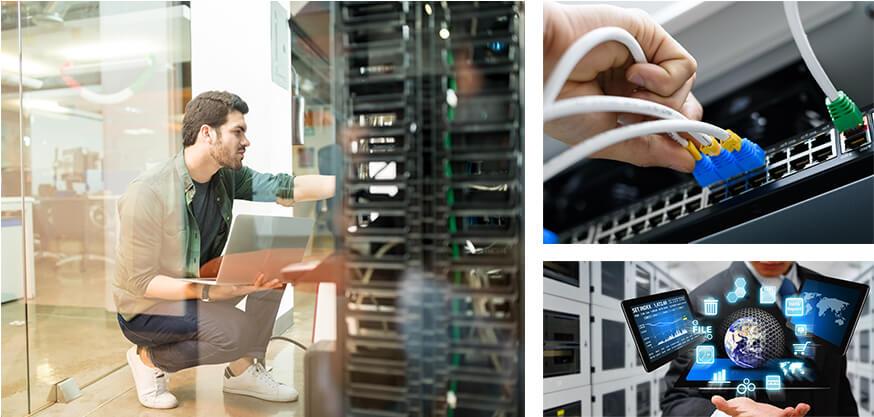 خدمات شبکه از راه دور