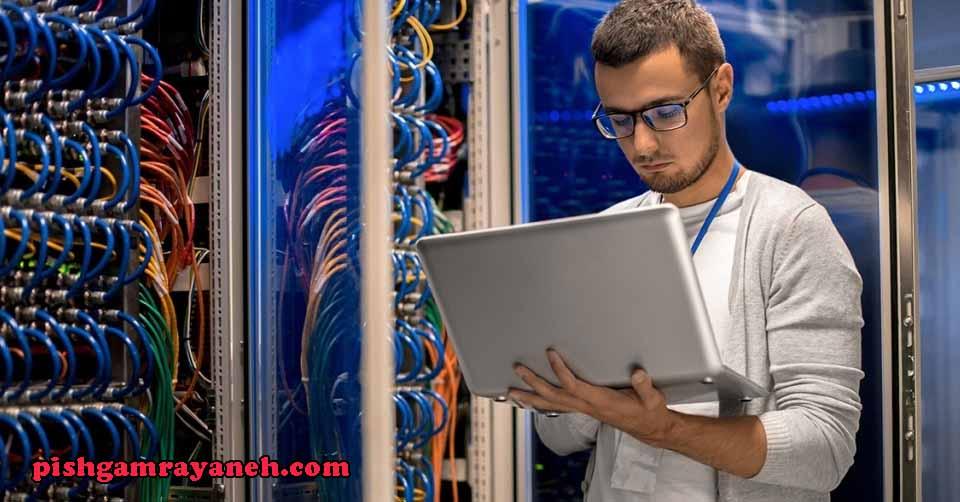 خدمات راه اندازی شبکه و پیاده سازی شبکه