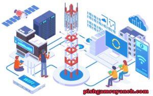 خدمات راه اندازی شبکه و پیاده سازی شبکه کامپیوتری