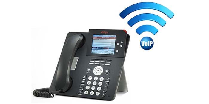 تلفن اینترنتی