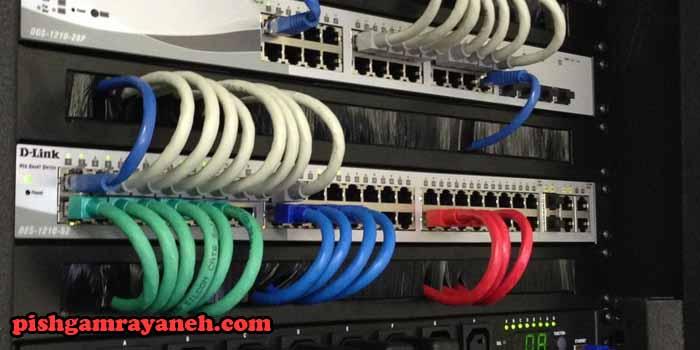راه اندازی شبکه های داخلی