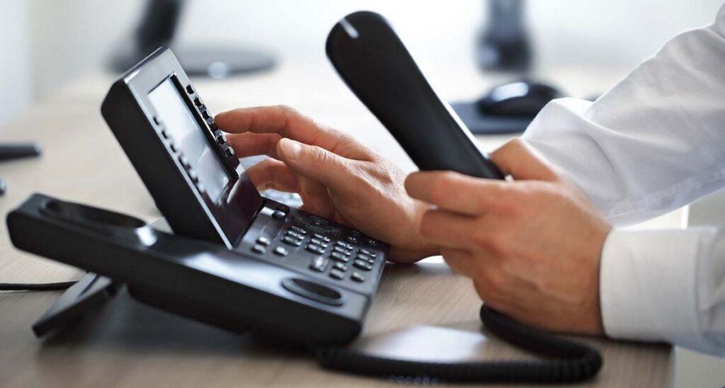 پیاده سازی سرویس تلفن ویپ