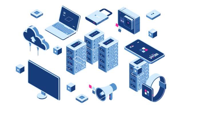 خدمات دهی دائمی شبکه های کامپیوتری