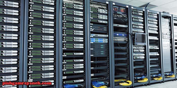 اطلاعات فنی درباره اتاق سرور